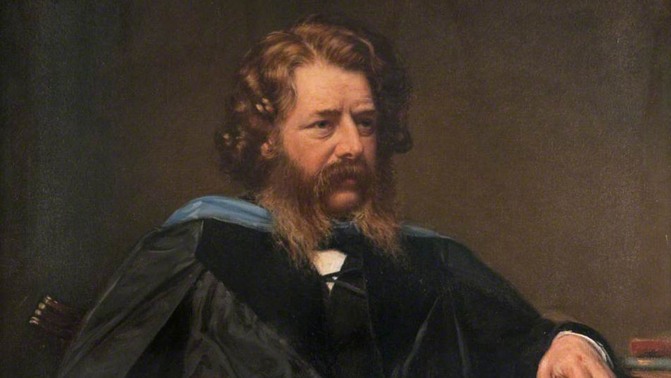 Professor W J Macquorn-Rankine (1820–1872)
