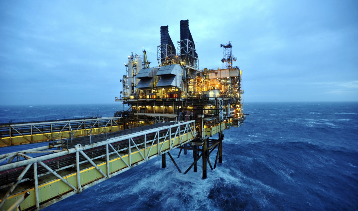 Scotland - Gas Production