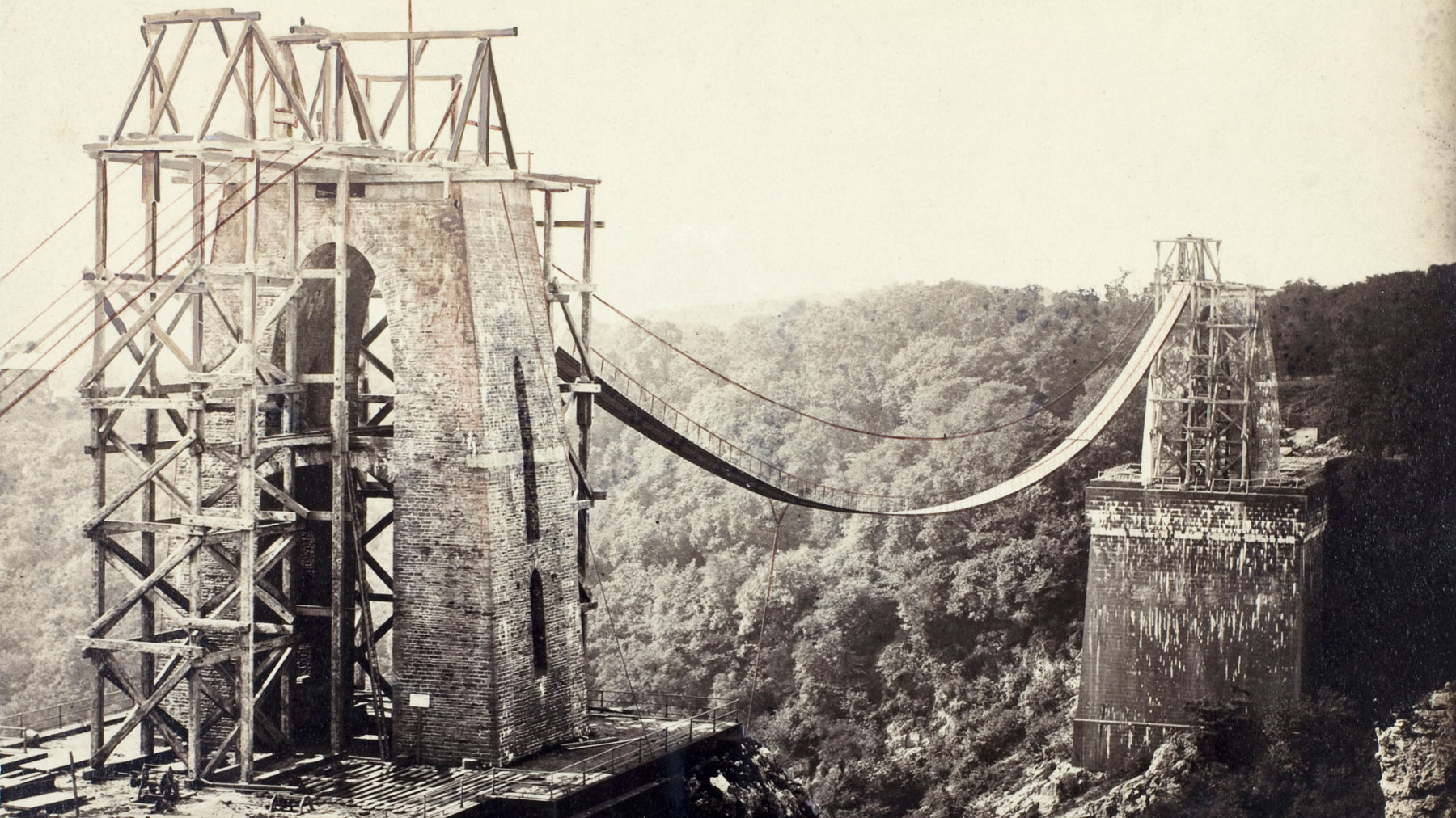 Who Designed The Clifton Suspension Bridge