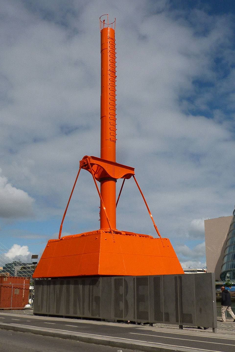 Dublin Port Diving Bell 2