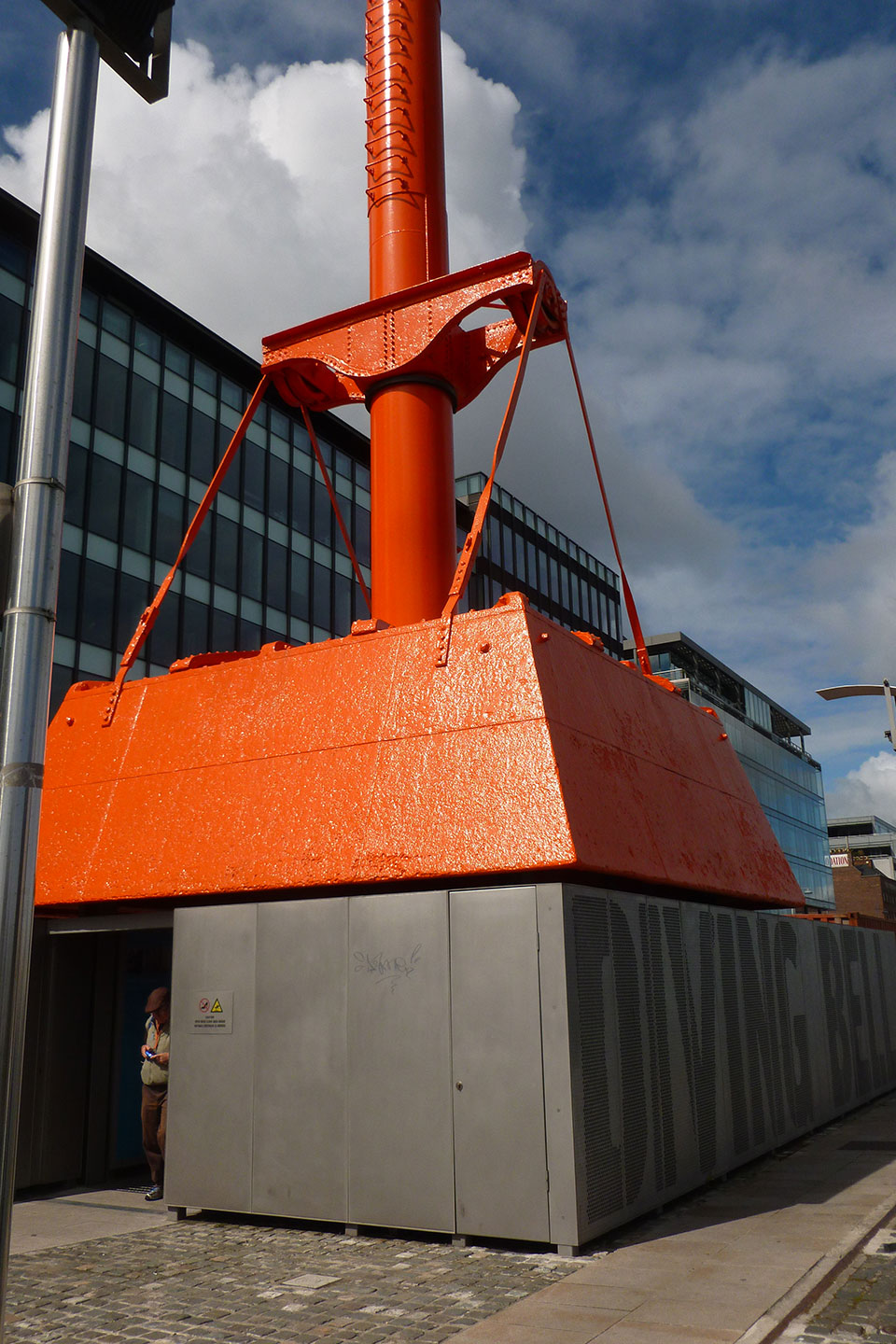Dublin Port Diving Bell 3