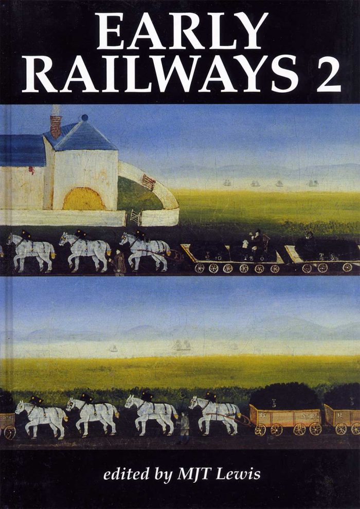 Early Railways 2 - cover