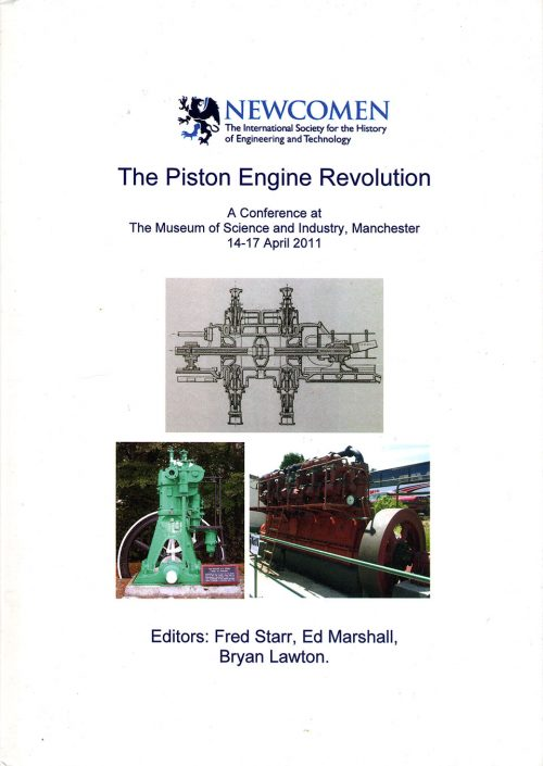 The Piston Engine Revolution - cover