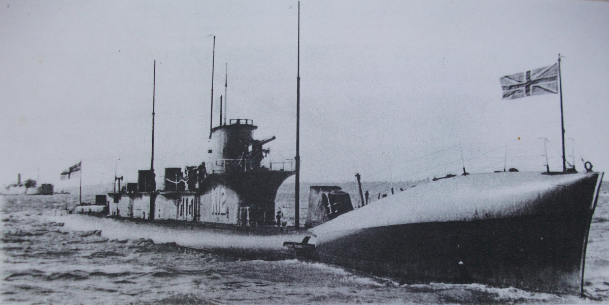 The Calamity K-Class Submarines Of The First World War