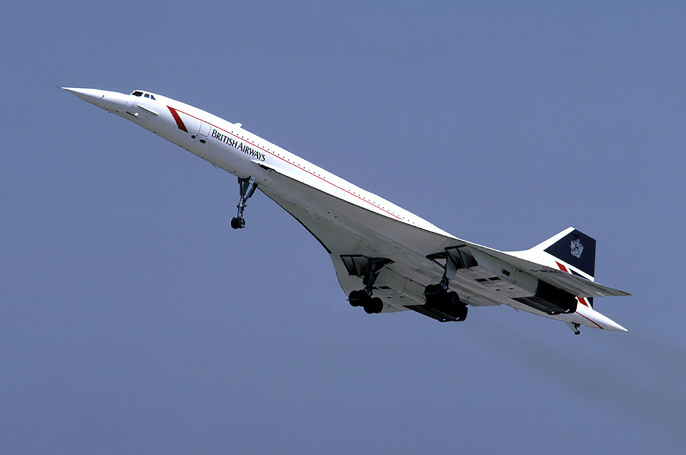 Concorde - An Alternative View