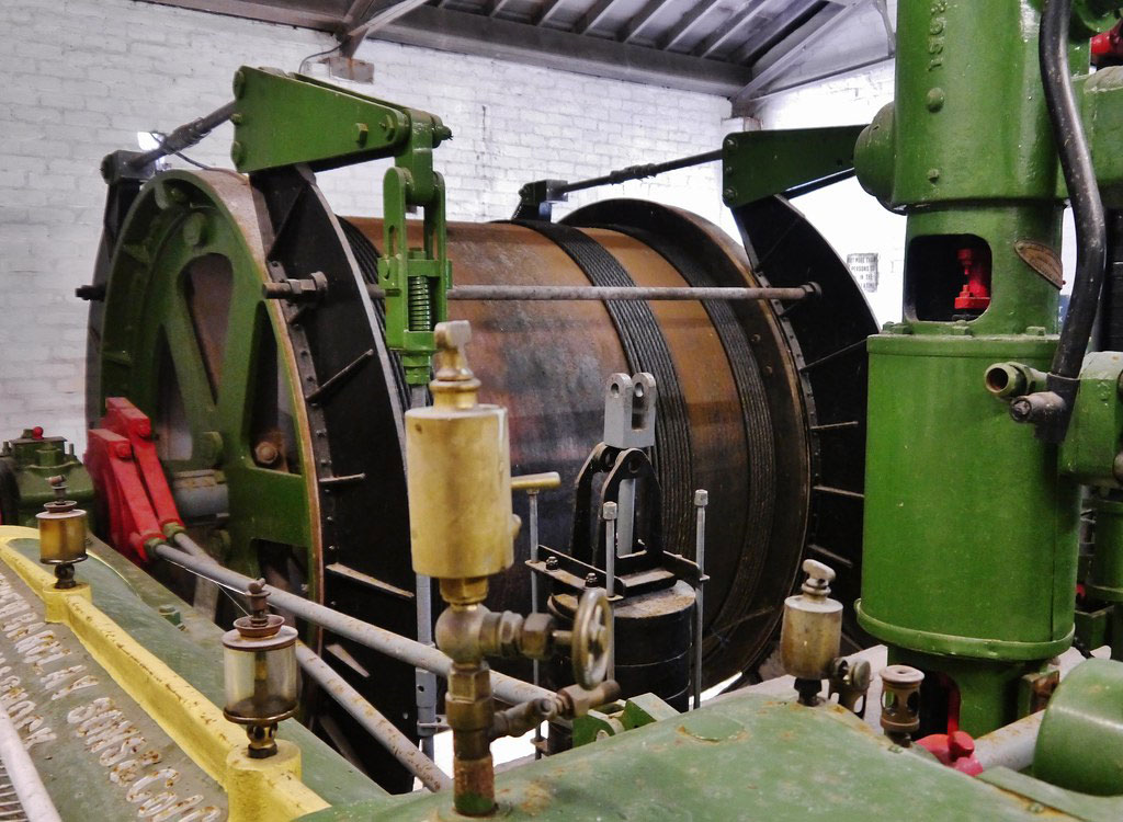 Colliery Winding Engines of South Wales