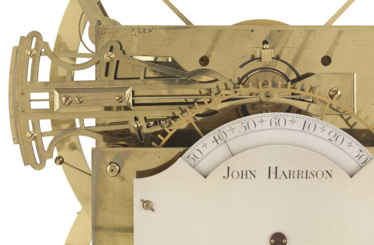 John Longitude Harrison Clock Movement