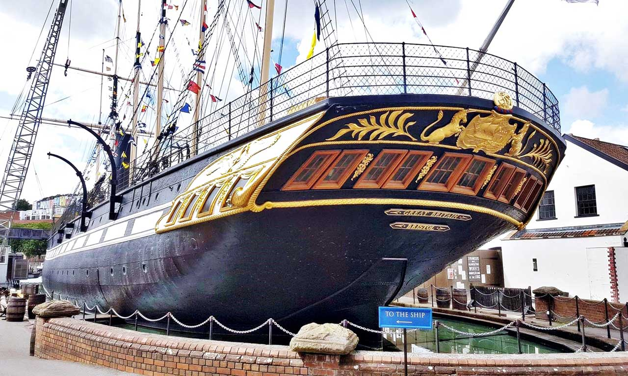 SS Great Britain - BIAS