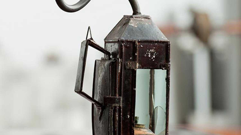 Humphrey Davy Lamp