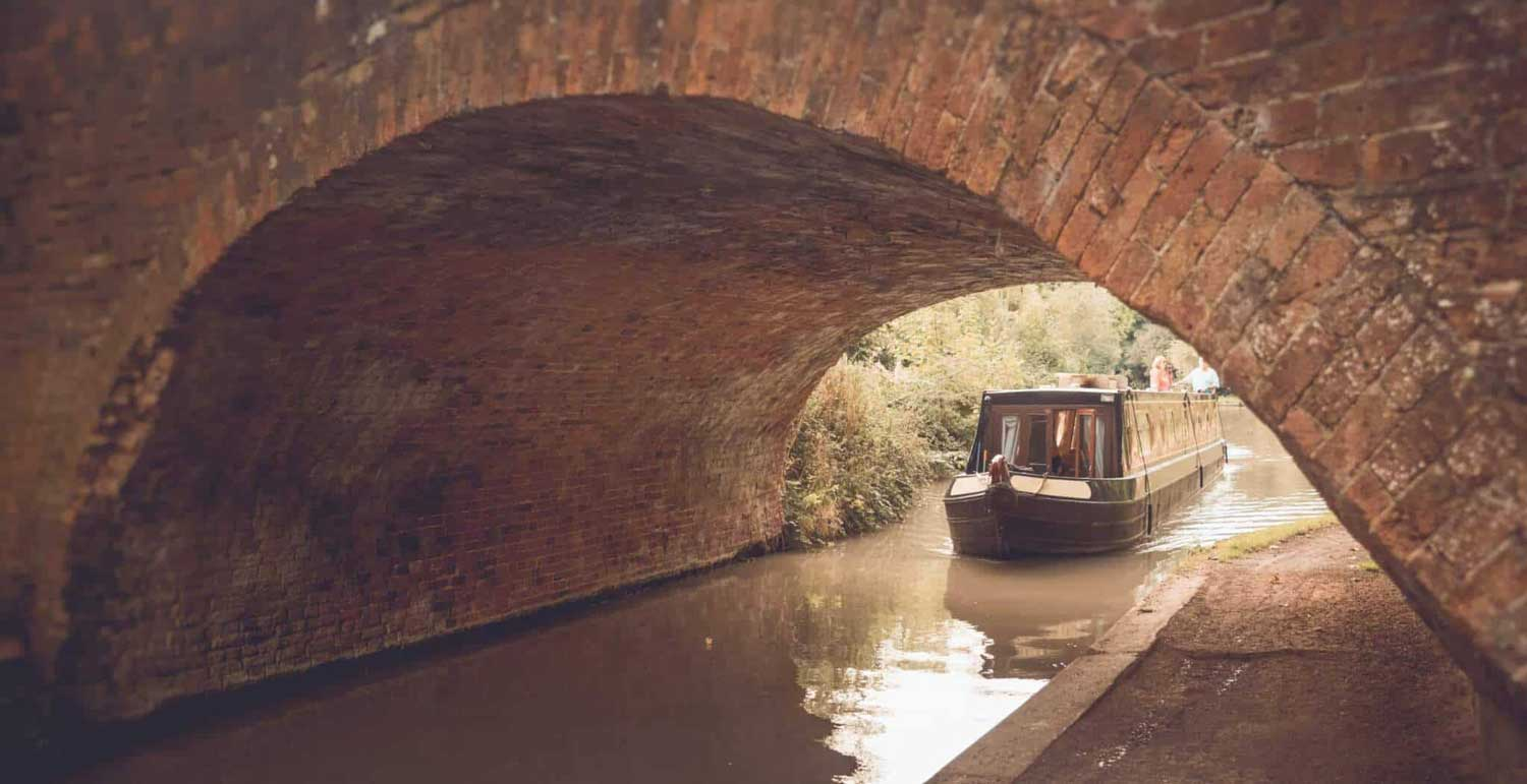 James Brindley Canals