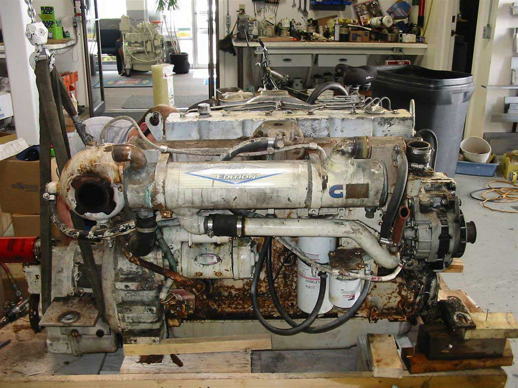 Marine Medium Speed Diesel Engines