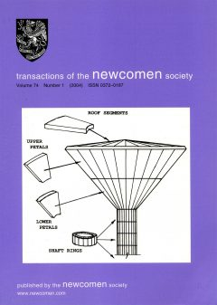 The Journal - V74 No1 2004 - cover