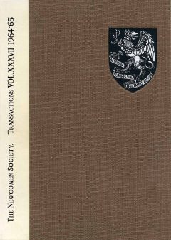 The Journal - V37 No1 1964-65 - cover Hardback