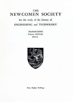 The Journal - V38 No1 1965-66 - cover Paperback