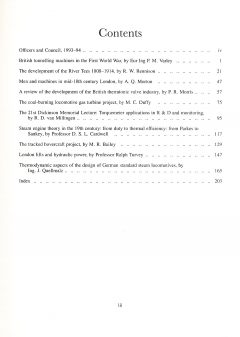 The Journal - V65 No1 1993-94 - contents