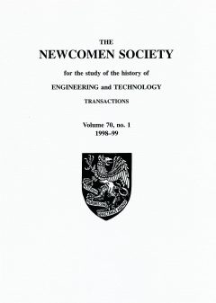 The Journal - V70 No1 1998-99 - cover