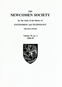 The Journal - V70 No2 1998-99 - cover