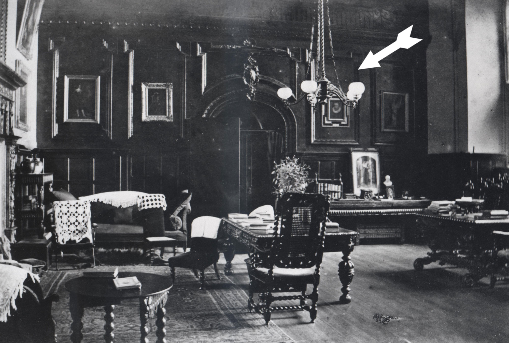 The Great Hall, Clevedon Court