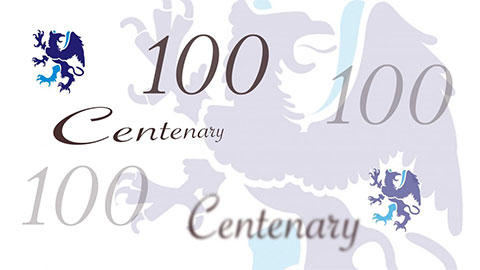 Newcomen Centenary Graphic