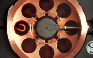 Cavity Magnetron Detail