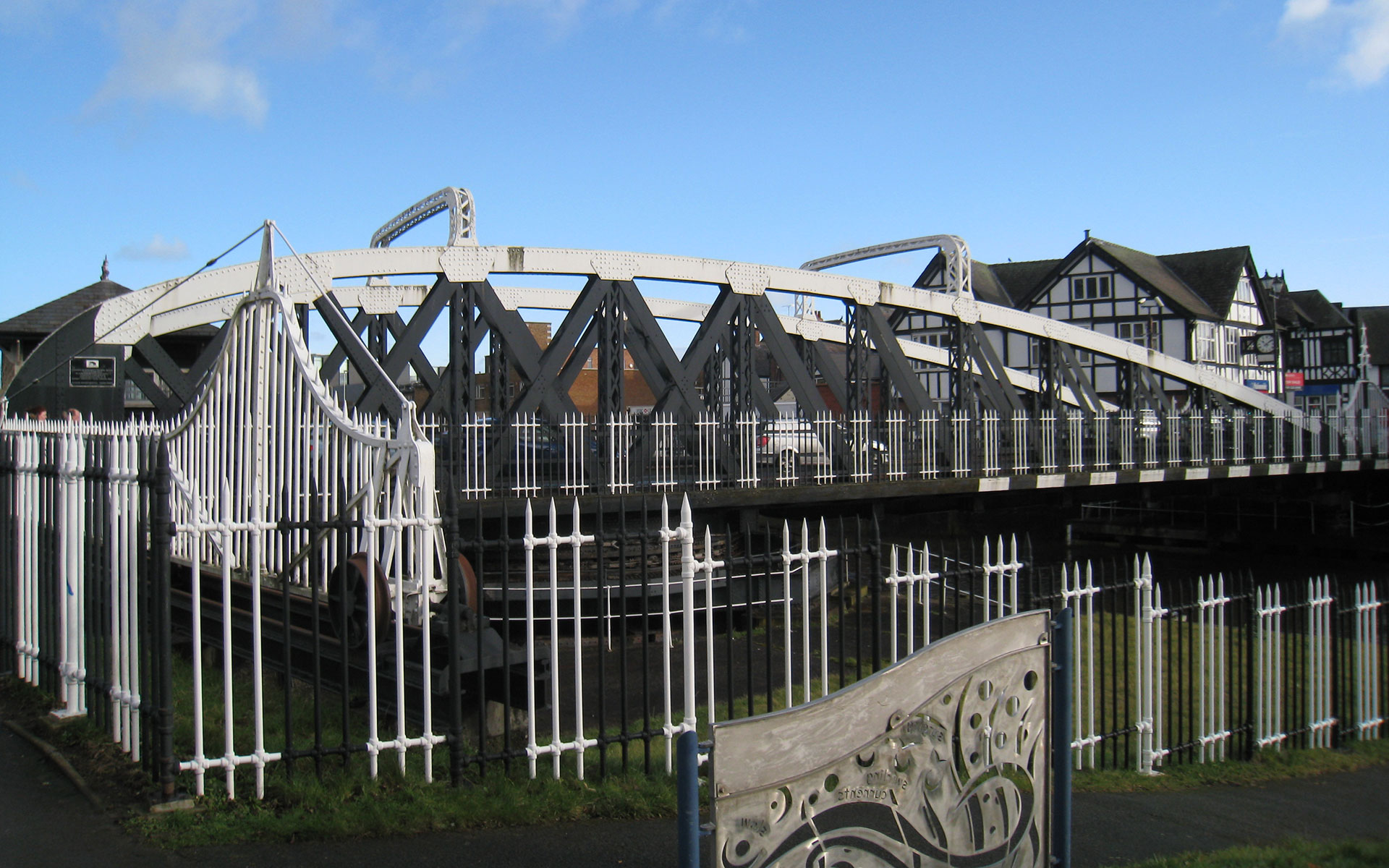 Northwich Town Bridge