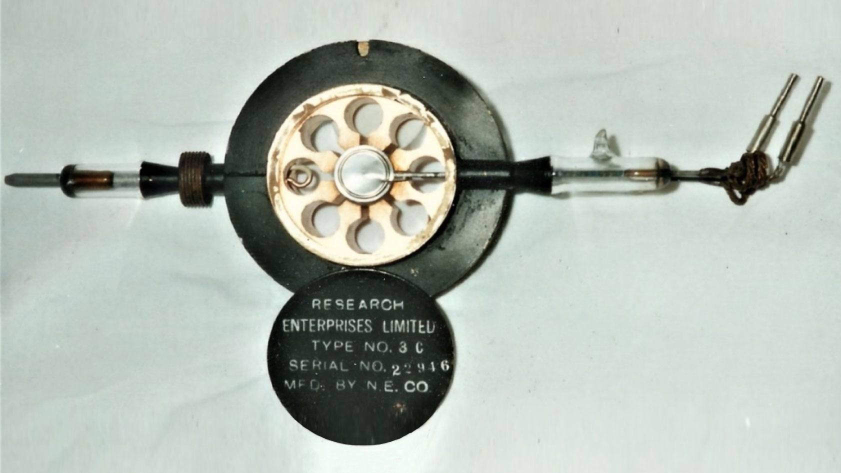 Sectioned Wartime Magnetron