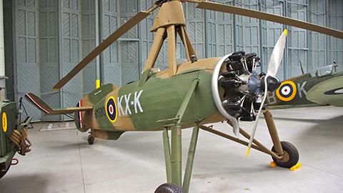 Cierva C30A Autogyro