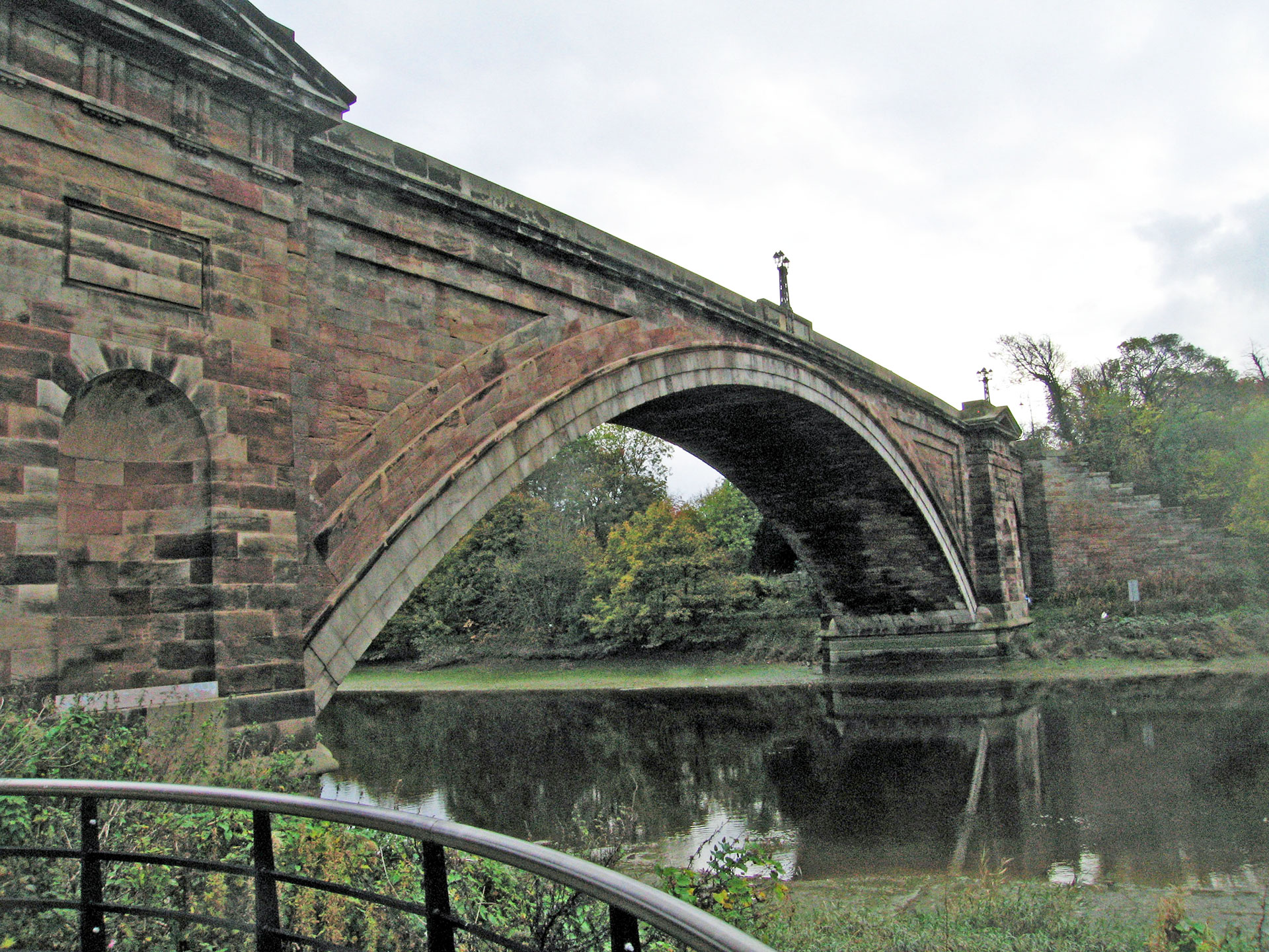 Chester Grosvenor Bridge