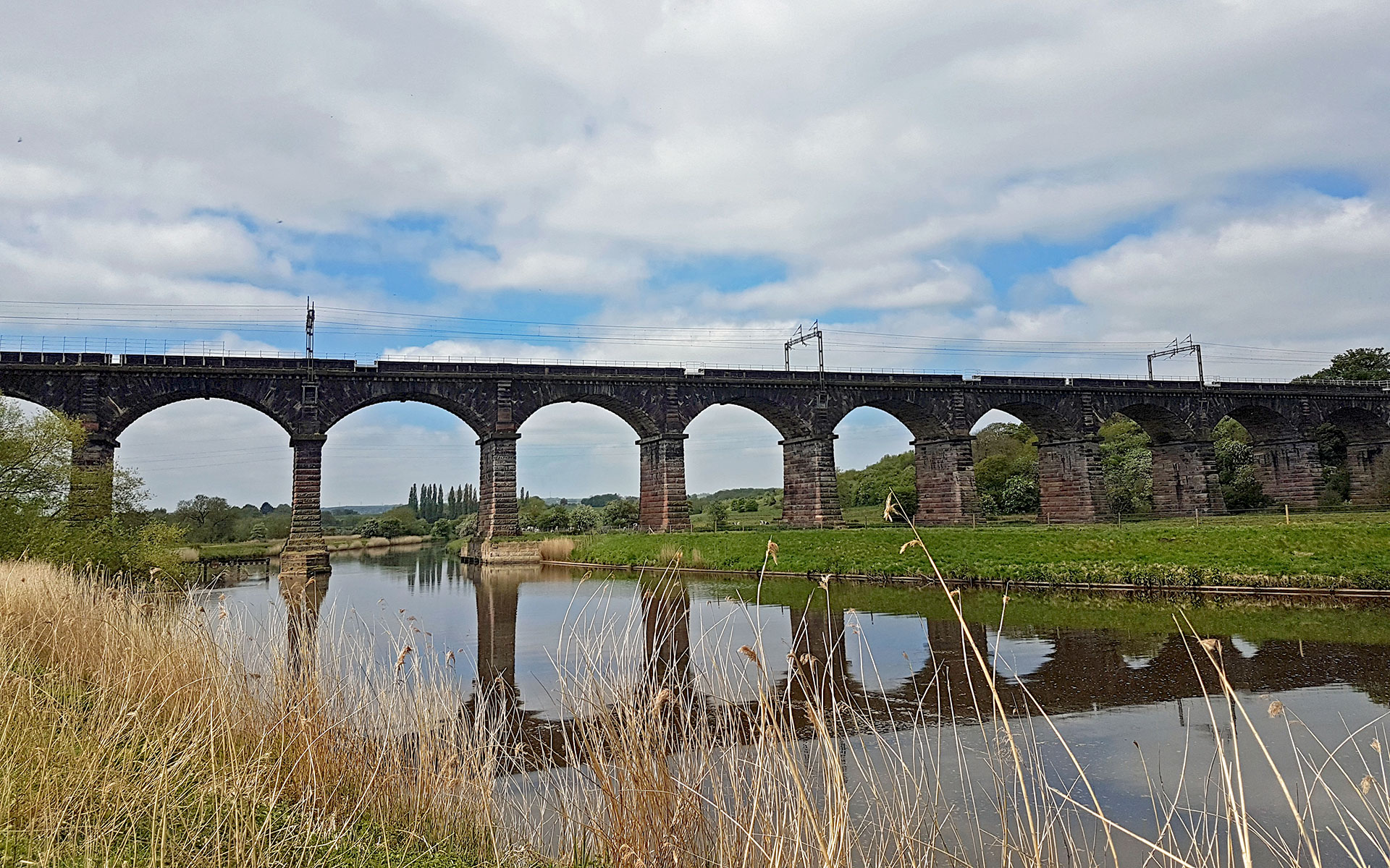 Dutton Railway Viaduct