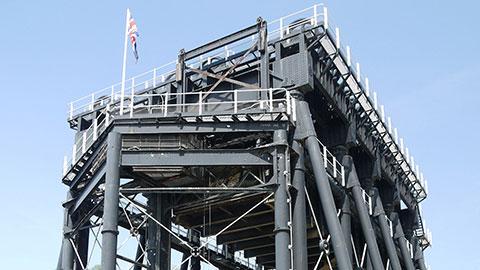 Saltscape Anderton Boat Lift