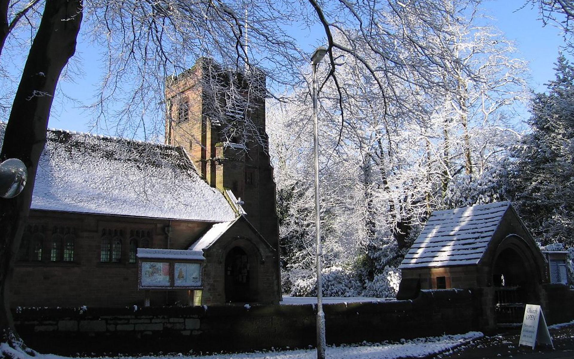 St John's Church, Sandiway
