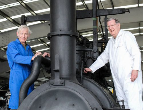 Newcomen Researchers Refute Claim That Stephenson Built Hetton Locomotive
