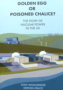 Golden Egg Or Poison Chalice / The Story Of Nuclear Power In the UK by Tony Wooldridge & Stephen Bruce