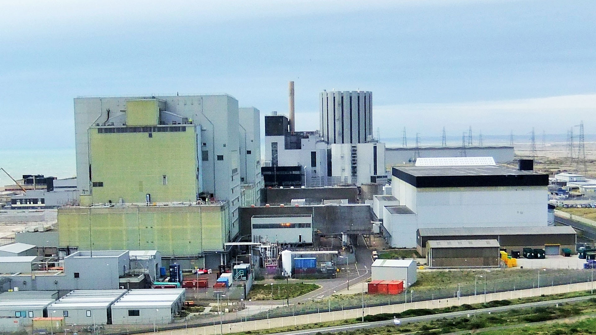 Dungeness Nuclear Power Station (photo credit: Fred Starr)