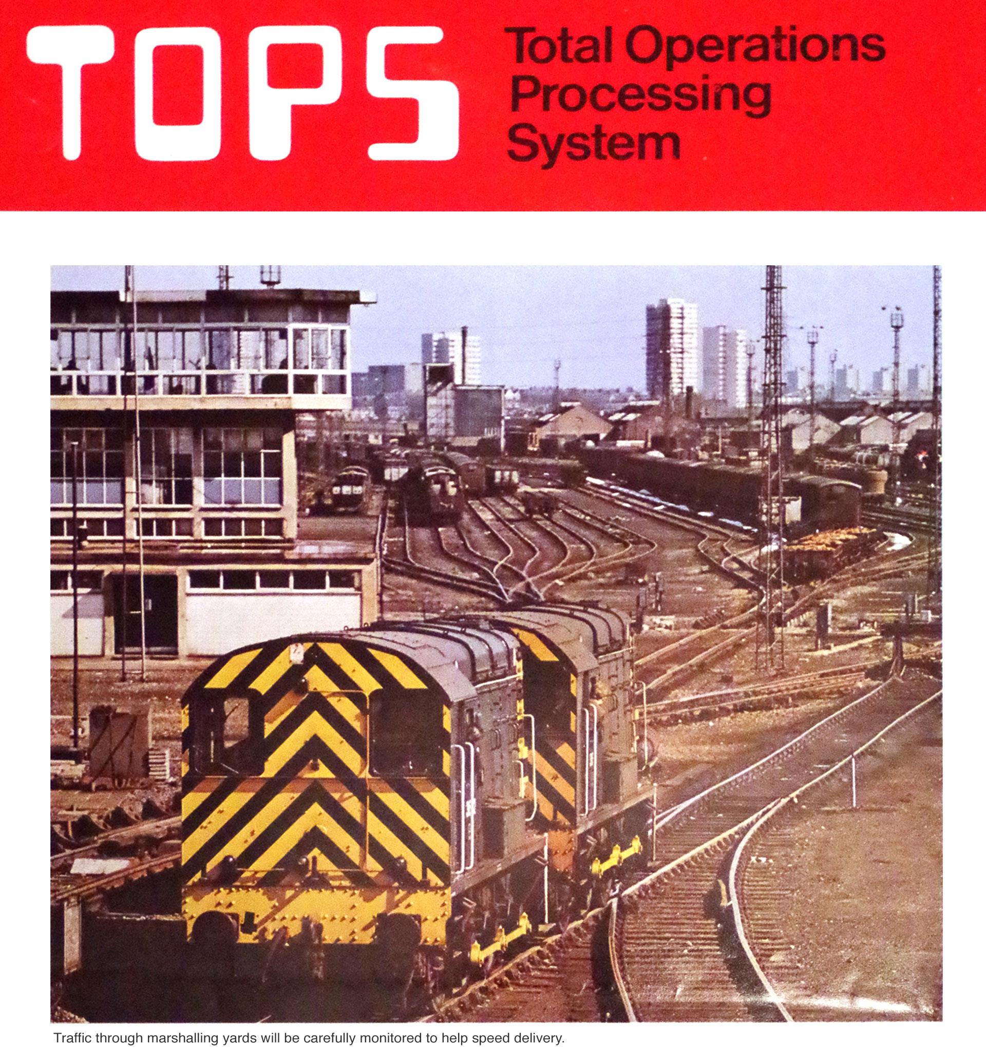 TOPS Publicity Pamphlet
