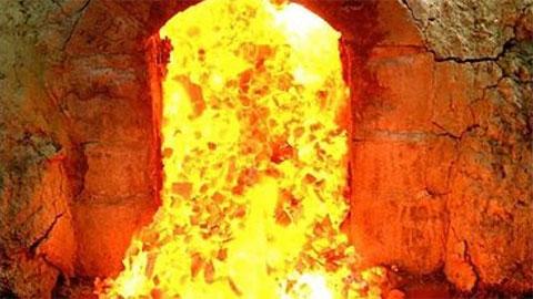 Wealden Iron - Bloomary Furnace
